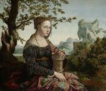 Jan van Scorel, Maria Magdalena, 1530